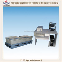 Low frequence small vertical and horizontal vibration test equipment and vibration table for shaker testing