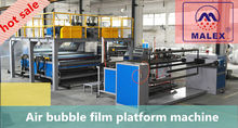 air bubble film cushion platform gantry machine 3000mm 3 layers on sale