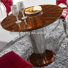 bali wood carved dining room tables
