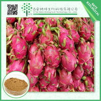 Free sample pure natural Organic Pitaya Fruit Extract 20:1 with high quality