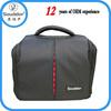 Manufacturing Cute Stylish Dslr Digital Camera Case Camera Bag