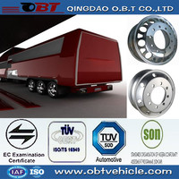 Best for Heavy Duty Truck Wheels of chrome bus wheel