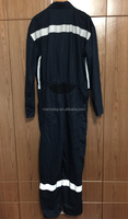 China Manufacturer Workwear Pure Cotton Soft Cheap Coverall