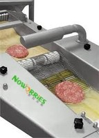 battering & breading dipping machine