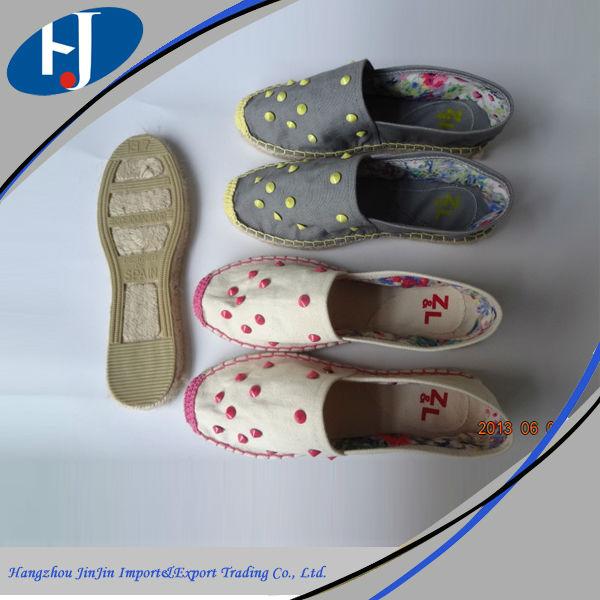 China proveedor de zapatos al por mayor zapatos alpargatas, Baratos zapatos ortopédicos