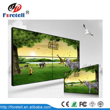 46 inch hd 1080p 700 cd/m2 samsung lcd video wall narrow bezel 5.3mm LED backlight seamless video wall