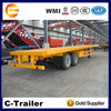 40ft container dolly trailer