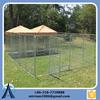 Powder coating or galvanized comfortable dog run cage