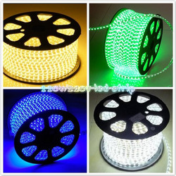 indoor outdoor decorate samsung smd 5630 warm white led strip 220v ultra bright led strip