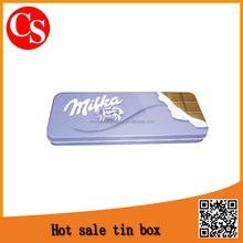 small pencil tin box