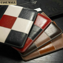 New Coming For iPad 6/ for iPad Air 2 for iPad mini 1 2 3 newest leather case For iPad 6