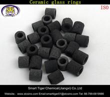 Glass ceramic bio rings for aquarium external filter