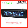 Ganxin glowing led digital alarm clock remote control alarm clock