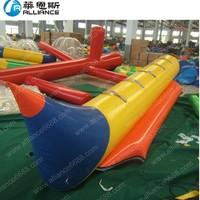 inflatable banana boat/ flying fish boat