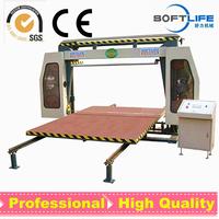 CNC PU Mattress Foam Sponge Cutting Machine
