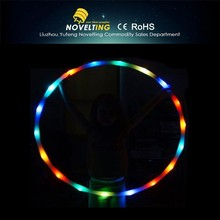 LED flashing glow wholesale hula hoop hula hoop,lighted led hula hoop,lighted hula hoop