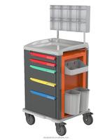 ABS plastic treatment trolley JH-GAT03