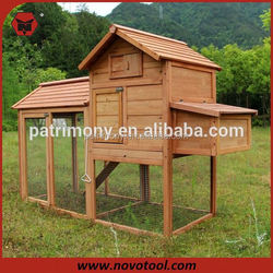 2014 Deluxe Large Wooden egg pet house with double-deck