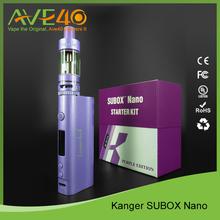 Made in China Kanger Subox Nano Starter Kit Pink/Purple Color ,Kanger Subox Nano/Mini Sub Ohm Tank