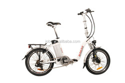 Electric bike with brushless motor 250w wheel JB-TDN07Z