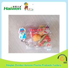 office erasers set ,eraser,rubber,plastic packing with pvc bag