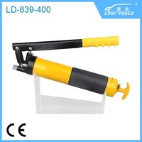 new type fuel delivery gun with double exhaust back cover