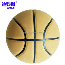 Indoor Small Microfiber Basketball To Children