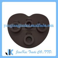 Innovative Design Diamond Ring Custom Silicone Ice Cube Mold Wholesale