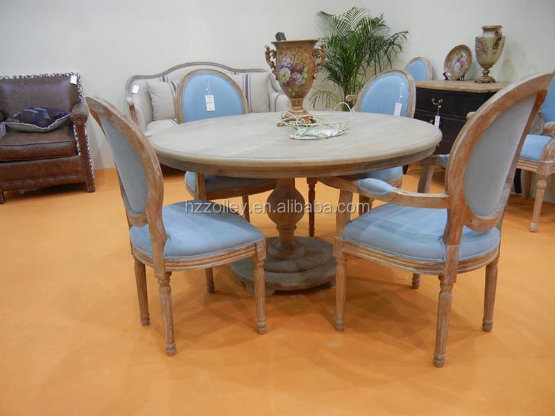 madera rstica mesa comedor mesa comedor redonda de madera chino plazas mesas redondas