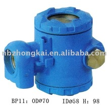 (BP11) Transducer enclosure for electronic