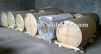 aluminium coil cate protective pvc film aluminium film roll