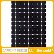 A-grade cell high efficiency mono or poly 300w solar panel