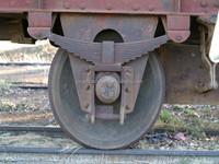 trustworthy iron casting railway parts for train