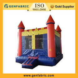 China flash castles inflatable toys in bouncy