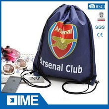 Magic Design Custom Nylon Drawstring Bag