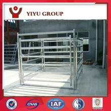 factory supply high quality portable Steel tube Corral Fence Panels pens for Livestock oem wholesale