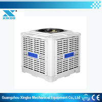 axial fan industrial duct air cooler
