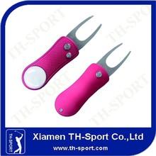 sale top quality golf ball marker hat clip divot tool