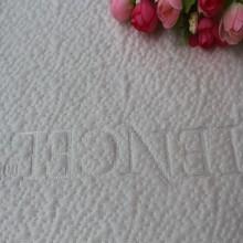 polyester mattress cover soft classic teflom spandex medium mixed for UK CTN
