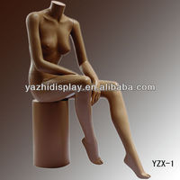 Sex sitting likelife female sex model on sale
