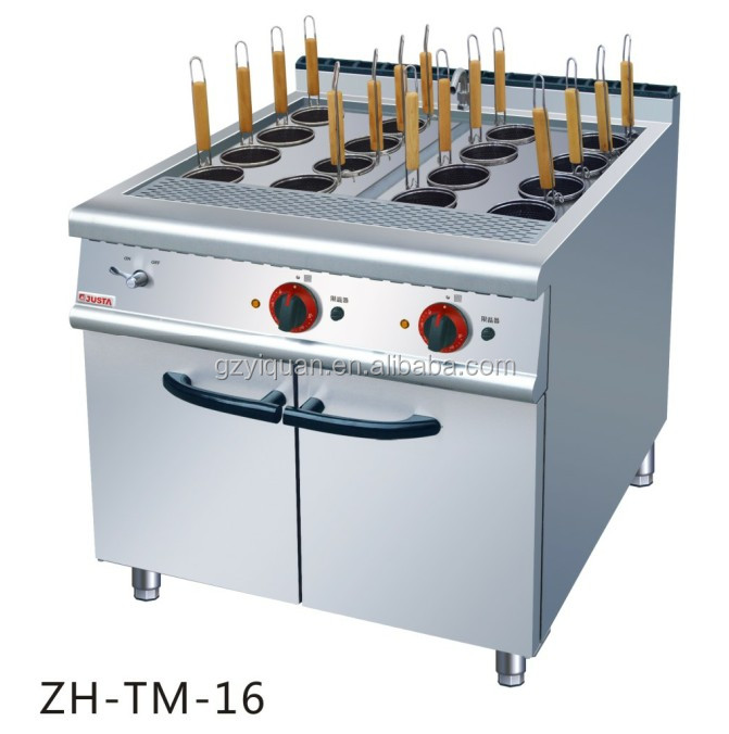 Fast food kitchen equipment pasta cooker pasta boiler for Kitchen unit for boiler