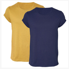 TS1502 Mens Cheap T-shirts with Crew Neck and Roll Sleeve