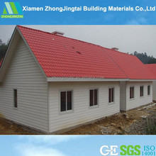 Hot!!! Polystyrene concrete walls prefab house sandwich panel in South Africa