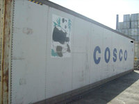 one way 20ft chennai used shipping container for sale