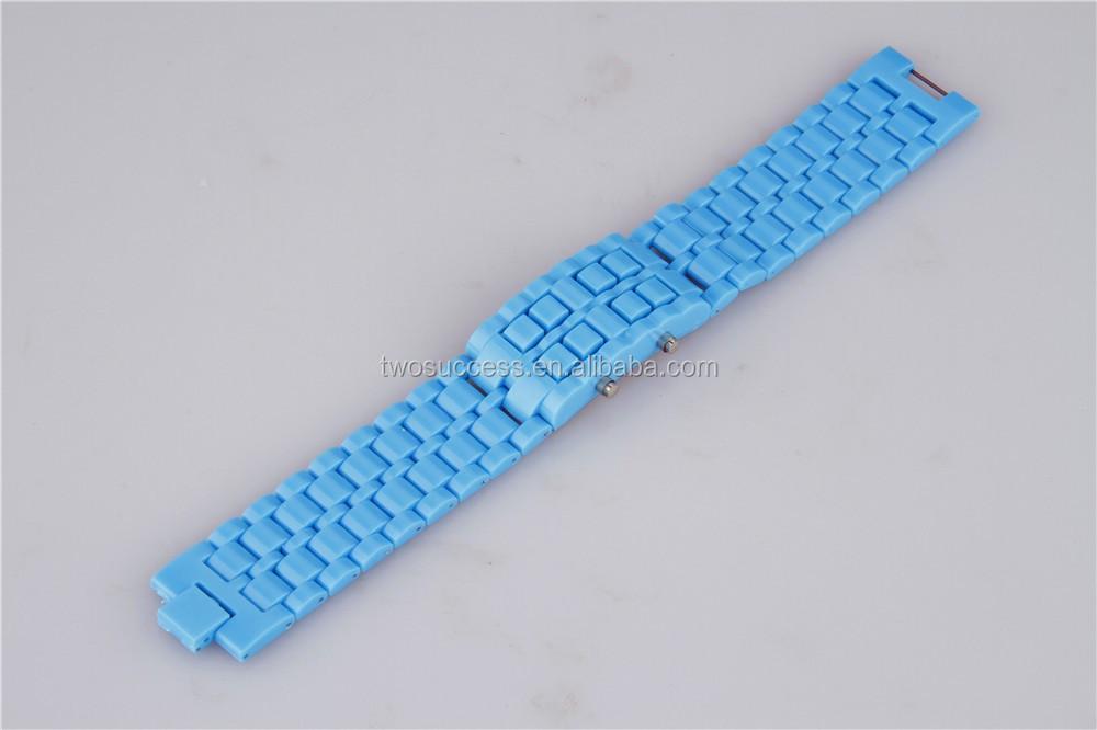 Lava LED chain watch (11)