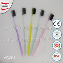 FDA eco teeth whitening personalized toothbrush with traveling toothbrush case toothbrush manufacturer
