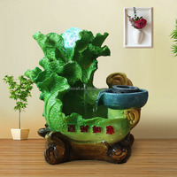 fountain wholesale art and craft with low price Chinese Cabbage
