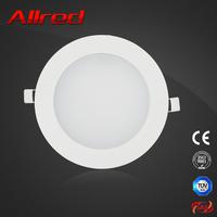 High quality 6W/12W/18W round&square led panel light chip SMD2835 led flat panel light