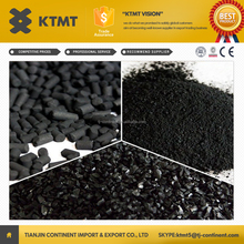 high hardness coconut shell based activated carbon/wood based granular activaed carbon for water treatment