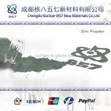 Haute pureté de zinc produit ( poudre ) avec le prix raisonnable